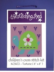 Stitching Shed Cross Stitch Packaging