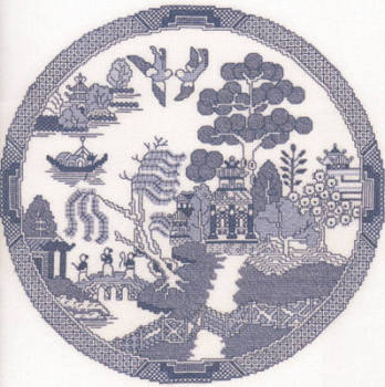 Willow Pattern (Thomas Minton) - Susan Ryder