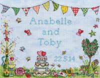 Wedding Celebration - Bothy Threads