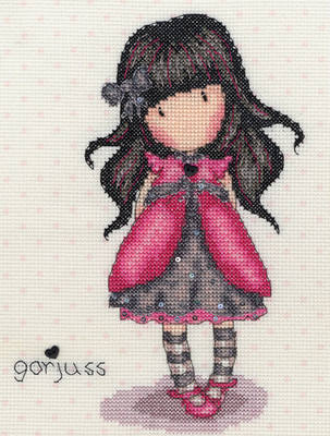 Ladybird - Gorjuss Cross Stitch - Bothy Threads *NEW*