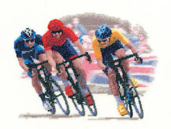 Cycle Race - John Clayton