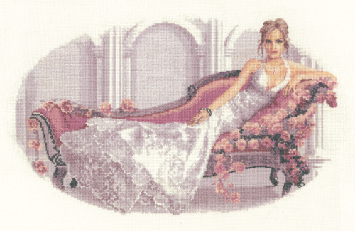 Abbi - John Clayton Cross Stitch *NEW*