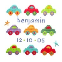Special Occasion Cross Stitch Samplers
