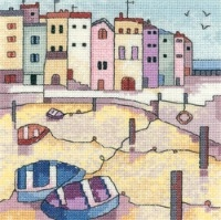 Seaside Cross Stitch