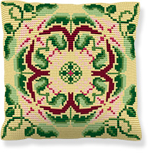 Chatsworth -  Cross Stitch Kit (printed canvas)