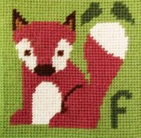 Fox - Starter Tapestry Kit