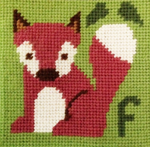 Fox - Starter Tapestry Kit