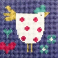 Chicken - Starter Tapestry Kit