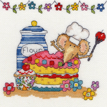 Baking Mouse - Bothy Threads