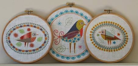 Nancy 3 Birdie Kits