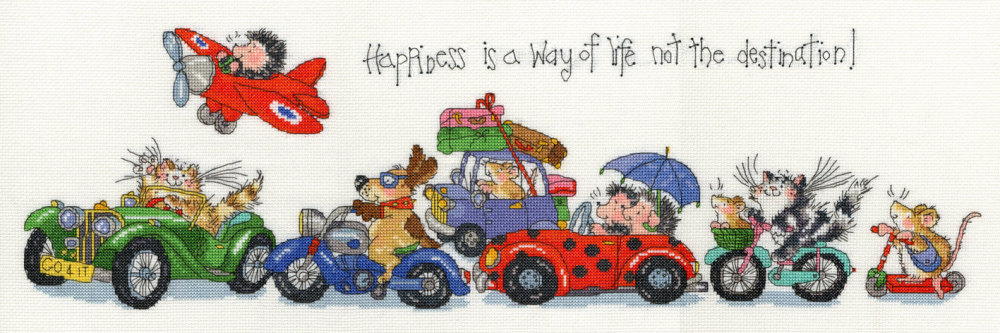 Happiness Is A Way Of Life - Margaret Sherry