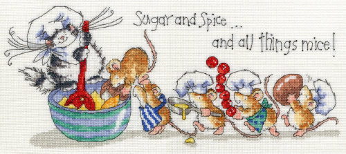 Sugar and Spice - Margaret Sherry