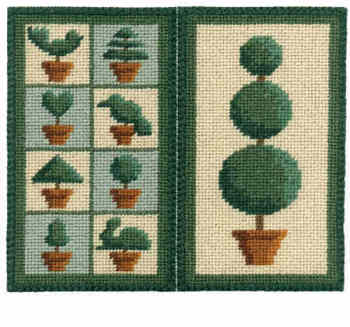 Topiary - Glasses/Spectacles Case