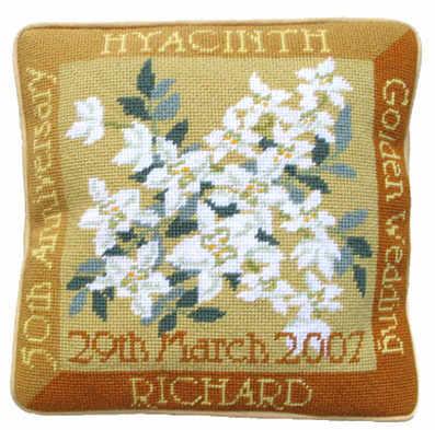 Golden Wedding Tapestry Kit