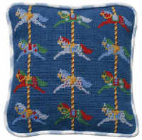 Carousel Tapestry Kit