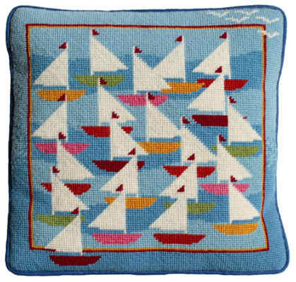 Regatta Tapestry Kit