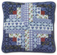 Log Cabin Tapestry Kit