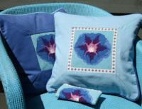 Morning Glory Tapestry Kit
