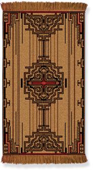 Lhasa - Rug/Wall Hanging Kit - Brigantia