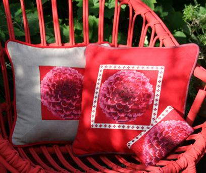 Dahlia Tapestry Kit