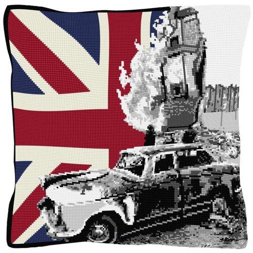 Brixton - Union Jack Tapestry Kit
