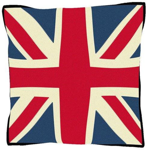 Tapestry Kit - Union Jack - Brigantia