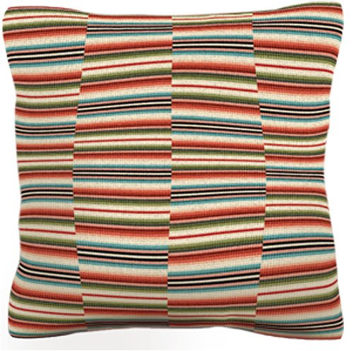 Saintes - Bargello Style Tapestry - Brigantia