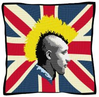 Union Jack Punk - Urban Tapestry