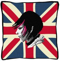 Union Jack Emo (Sophie) - Urban Tapestry