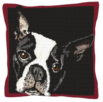 Pixie Tapestry Kit - Brigantia Needlework