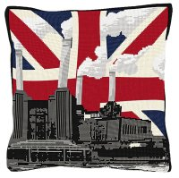 Union Jack Battersea Powerstation