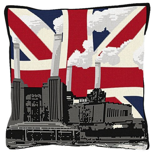 Battersea Tapestry - Union Jack - Brigantia
