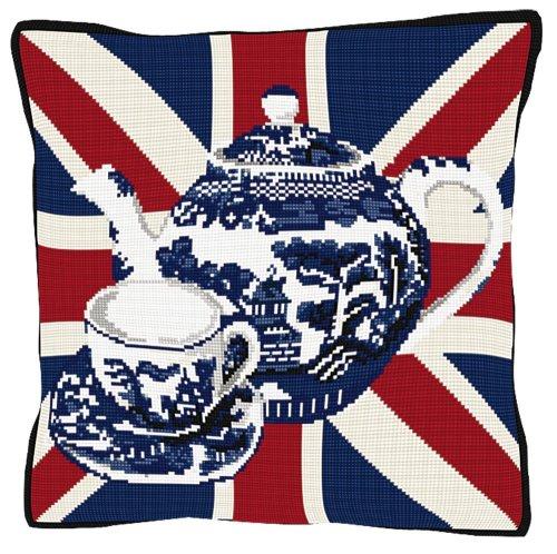 Afternoon Teapot - Union Jack - Brigantia