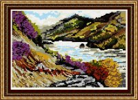 Loch Lomond - Brigantia Needlework