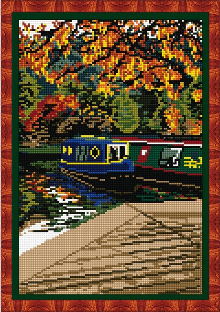 Hebden Bridge Canal - Brigantia Tapestry