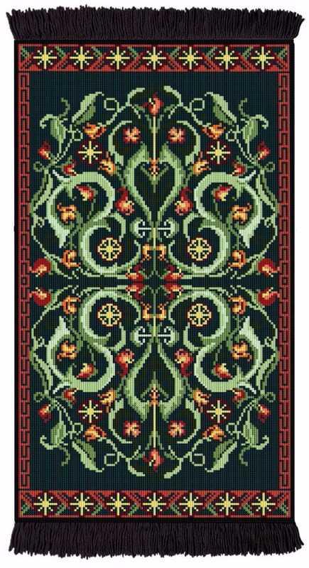 Tapestry Rug Kit - Venice
