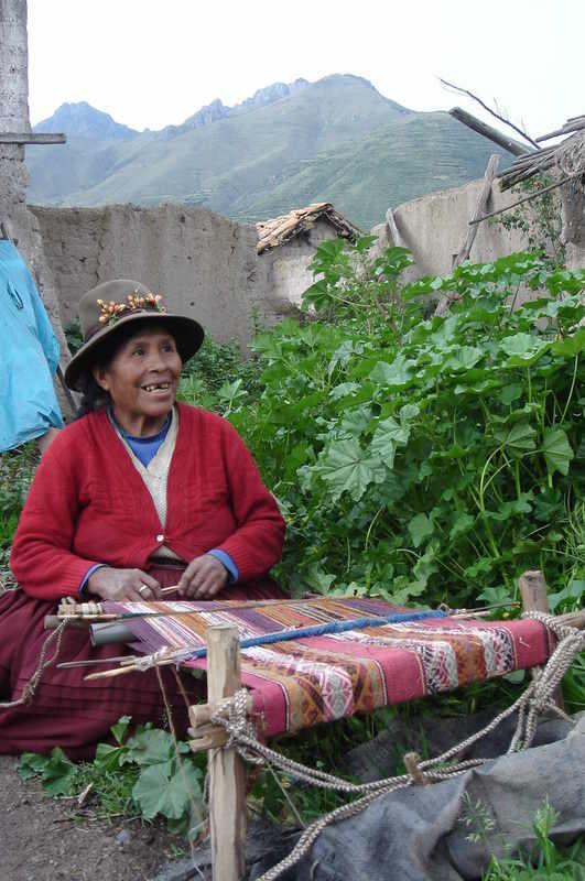 braulia weaving