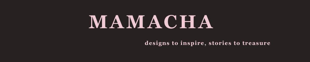MAMACHA, site logo.